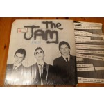 THE JAM - IN THE CITY LP - EXC+ US WELLER MOD PUNK