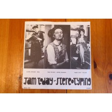 """JAM TODAY - STEREOTYPING 7"""" - Nr MINT INDIE JAZZ ROCK 1981"""