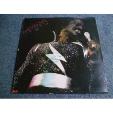 JAMES BROWN - JAM 1980's LP - Nr MINT A2/B2 UK   FUNK SOUL