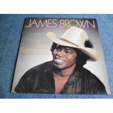 JAMES BROWN - SOUL SYNDROME LP - Nr MINT A1/B1 UK   FUNK SOUL