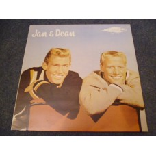 JAN AND DEAN - THE JAN AND DEAN SOUND LP - Nr MINT SURF