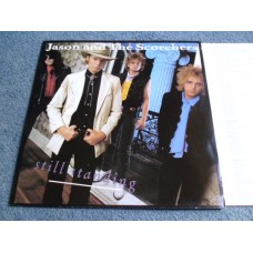 JASON AND THE SCORCHERS - STILL STANDING LP - Nr MINT A1/B1 UK COUNTRY ROCK