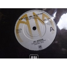 "JOE JACKSON - IS SHE REALLY GOING OUT WITH HIM? 7"" - Nr MINT UK NEW WAVE"