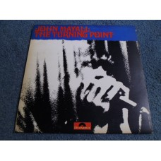 JOHN MAYALL - THE TURNING POINT LP - Nr MINT A1/B1 UK BLUES