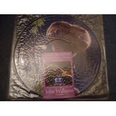 JOHN WILLIAMS - E.T. THE EXTRA-TERRESTRIAL Soundtrack Picture Disc LP - EXC+ SPIELBERG
