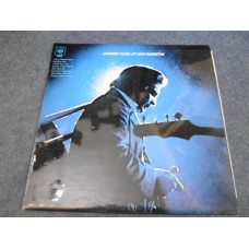 JOHNNY CASH - AT SAN QUENTIN LP - VG+ A1/B1 UK  COUNTRY
