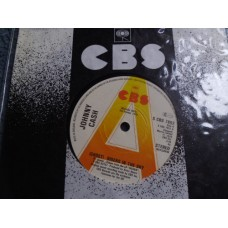 "JOHNNY CASH - (GHOST) RIDERS IN THE SKY Promo 7"" - Nr MINT UK  COUNTRY"