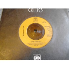 "JOHNNY CASH - THE BARON 7"" - Nr MINT UK  COUNTRY"