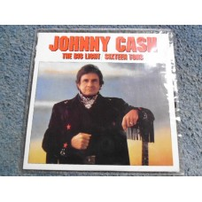 "JOHNNY CASH - THE BIG LIGHT 7"" - Nr MINT UK  COUNTRY"