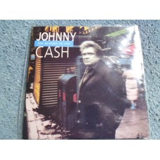 "JOHNNY CASH - THE MYSTERY OF LIFE 7"" - Nr MINT UK 1991  COUNTRY"
