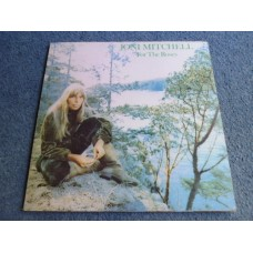 JONI MITCHELL - FOR THE ROSES LP - Nr MINT A1/B1 UK  FOLK ROCK