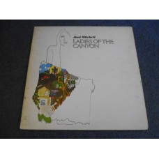 JONI MITCHELL - LADIES OF THE CANYON LP - Nr MINT A4/B4 UK ORIG  FOLK