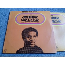 JUNIOR WALKER AND THE ALL STARS - ANTHOLOGY LP - Nr MINT UK  SOUL MOTOWN