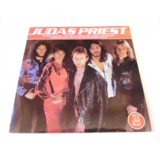 "JUDAS PRIEST - JUDAS PRIEST 7"" Mini Album - Nr MINT  METAL"