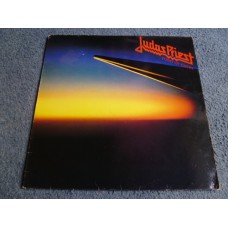 JUDAS PRIEST - POINT OF ENTRY LP - Nr MINT UK  METAL
