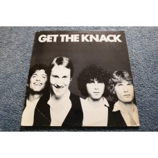 THE KNACK - GET THE KNACK LP - EXC+  PUNK NEW WAVE POWER POP