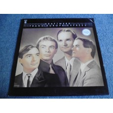 KRAFTWERK - TRANS-EUROPE EXPRESS LP - EXC+ UK PROG ELECTRONICA