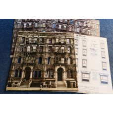 LED ZEPPELIN - PHYSICAL GRAFFITI 2LP - Nr MINT/EXC+ UK A1 ORIGINAL