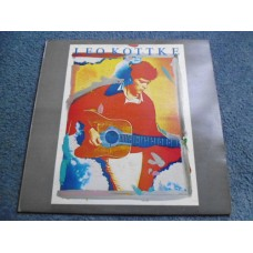 LEO KOTTKE - LEO KOTTKE LP - Nr MINT A1/B1 UK  FOLK ROCK