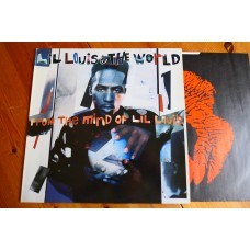 LIL LOUIS & THE WORLD - FROM THE MIND OF LIL LOUIS LP - Nr MINT A1/B1 UK DANCE HOUSE