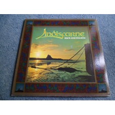 LINDISFARNE - BACK AND FOURTH LP - Nr MINT UK  RUN FOR HOME