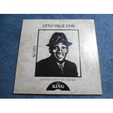 LITTLE WILLIE JOHN - 14 OF HIS CHART HITS (1953-1962) LP - Nr MINT A1  FUNK SOUL JAZZ BLUES