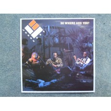 LOOSE ENDS - SO WHERE ARE YOU? LP - Nr MINT UK FUNK SOUL