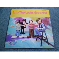 THE LOVIN' SPOONFUL - THE VERY BEST OF LP - Nr MINT   POP PSYCH