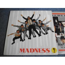 MADNESS - 7 LP - EXC+ UK STIFF 2 TONE SKA