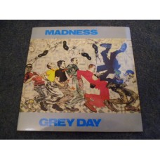 "MADNESS - GREY DAY 7"" - Nr MINT UK SKA INDIE"