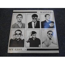 "MADNESS - MY GIRL 7"" - Nr MINT UK SKA INDIE"
