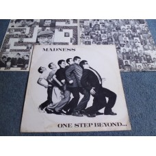 MADNESS - ONE STEP BEYOND LP - Nr MINT/EXC+  STIFF 2 TONE SKA