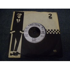 "MADNESS - THE PRINCE 7"" - EXC UK SKA 2 TONE SPECIALS"