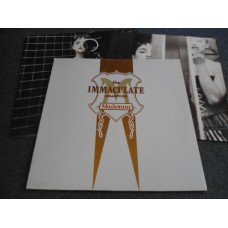 MADONNA - THE IMMACULATE COLLECTION 2LP - EXC+ UK  DANCE POP