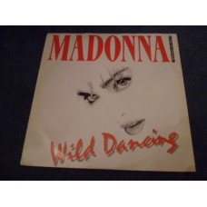 "MADONNA and OTTO VON WERNHERR - WILD DANCING 12"" - EXC+ A1/B1 UK  DANCE POP"