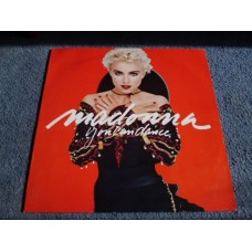 MADONNA - YOU CAN DANCE LP - Nr MINT A2/B1 DANCE POP