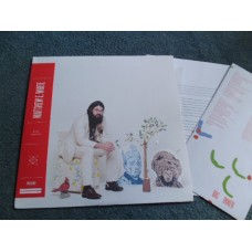 MATTHEW E WHITE - BIG INNER LP - Nr MINT  INDIE 2013