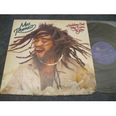 MAX ROMEO - HOLDING OUT MY LOVE TO YOU LP - Nr MINT A1  REGGAE DUB