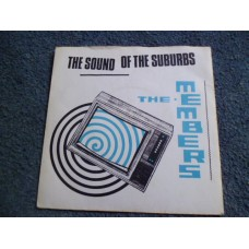 """THE MEMBERS - THE SOUND OF THE SUBURBS 7"""" - Nr MINT/EXC+ PUNK"""