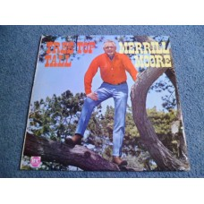 MERRILL MOORE - TREE TOP TALL LP - Nr MINT/EXC+ UK 1969  COUNTRY