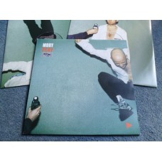 MOBY - PLAY 2LP - Nr MINT A1 UK 1999  DANCE ELECTRONICA TRIP HOP