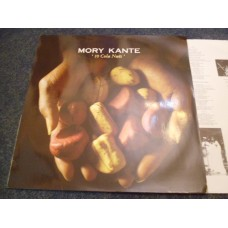 MORY KANTE - 10 COLA NUTS LP - Nr MINT  WORLD MUSIC