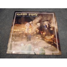 NAKED PREY - UNDER THE BLUE MARLIN LP - Nr MINT A1/B1 UK COUNTRY ROCK GREEN ON RED GIANT SAND