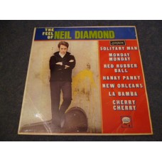 NEIL DIAMOND - THE FEEL OF NEIL DIAMOND LP - EXC+ UK 1967