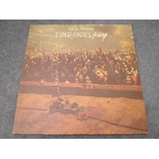 NEIL YOUNG - TIME FADES AWAY LP - Nr MINT