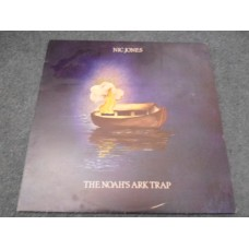 NIC JONES - THE NOAH'S ARK TRAP LP - Nr MINT A1/B1 UK  FOLK ROCK