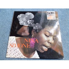 NINA SIMONE - TELL ME MORE LP - Nr MINT/EXC+  JAZZ BLUES