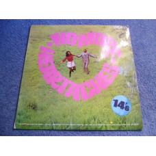 VARIOUS - NO MORE HEARTACHES LP - Nr MINT UK  SKA REGGAE