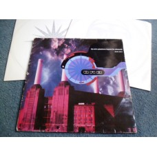 THE ORB - ADVENTURES BEYOND THE ULTRAWORLD 2LP - EXC+ A1 UK  AMBIENT DANCE
