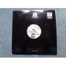 """THE ORB - THE KISS EP Promo 12"""" - Nr MINT UK  AMBIENT DANCE DUB"""